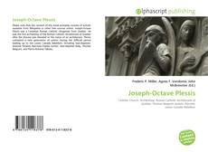 Buchcover von Joseph-Octave Plessis