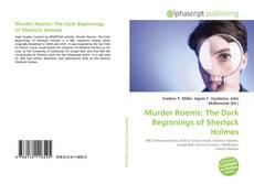 Copertina di Murder Rooms: The Dark Beginnings of Sherlock Holmes