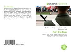 Bookcover of Kavi Pradeep