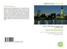 Buchcover von Rois de Númenor
