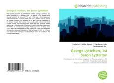 Portada del libro de George Lyttelton, 1st Baron Lyttelton