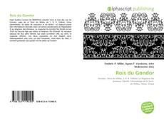 Buchcover von Rois du Gondor