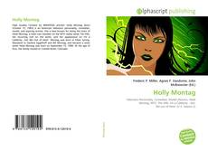 Bookcover of Holly Montag