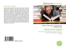 Capa do livro de Dana Levin (poet)