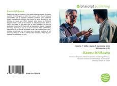 Kaoru Ishikawa kitap kapağı