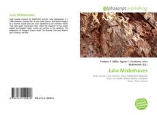 Обложка Julia Misbehaves
