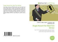 Обложка Hugo Award for Best Fan Writer