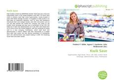 Bookcover of Kwik Save