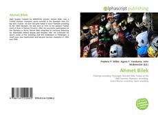Bookcover of Ahmet Bilek