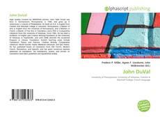 Обложка John DuVal