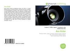 Buchcover von Ara Güler