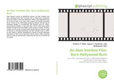 An Alan Smithee Film: Burn Hollywood Burn kitap kapağı
