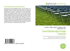 Bookcover of Free Edinburgh Fringe Festival