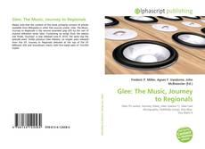 Portada del libro de Glee: The Music, Journey to Regionals