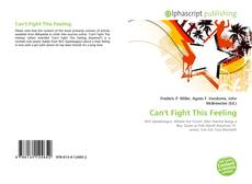 Bookcover of Can't Fight This Feeling