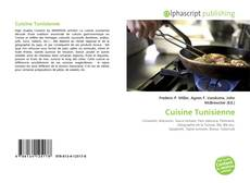 Bookcover of Cuisine Tunisienne