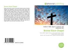 Bookcover of Bremo Slave Chapel