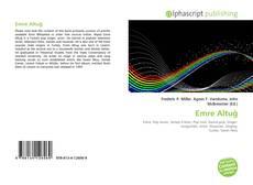 Buchcover von Emre Altuğ