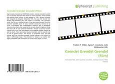 Grendel Grendel Grendel (Film)的封面