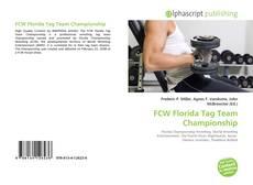 FCW Florida Tag Team Championship的封面