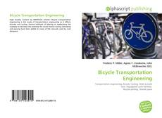 Bookcover of Bicycle Transportation Engineering