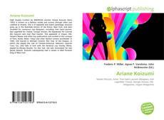 Обложка Ariane Koizumi