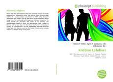 Capa do livro de Kristine Lefebvre