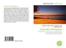 Capa do livro de Cassandra (Metaphor)