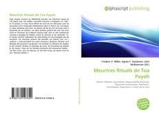 Capa do livro de Meurtres Rituels de Toa Payoh