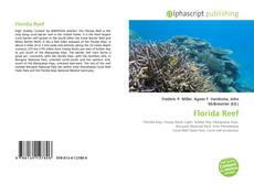 Bookcover of Florida Reef