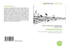 Обложка Friedrich Kuhlau