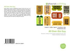 Bookcover of All Over the Guy