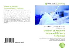 Capa do livro de Division of Acquired Immunodeficiency Syndrome