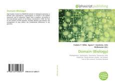 Capa do livro de Domain (Biology)