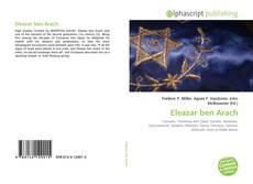 Copertina di Eleazar ben Arach