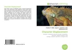 Bookcover of Character Displacement