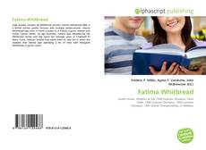 Fatima Whitbread的封面