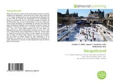 Nargothrond kitap kapağı