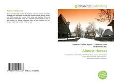 Capa do livro de Almost Heroes