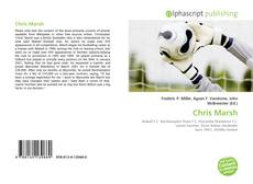 Bookcover of Chris Marsh