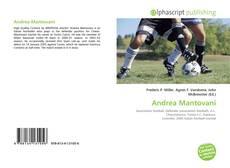Bookcover of Andrea Mantovani