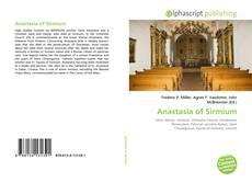 Bookcover of Anastasia of Sirmium