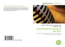 Capa do livro de Juno Award for Group of the Year