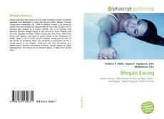 Copertina di Megan Ewing
