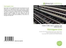 Capa do livro de Harrogate Line