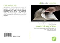 Buchcover von A Brief History of Time