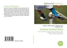 Обложка Gridiron Football Rules