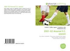 2001–02 Arsenal F.C. season的封面