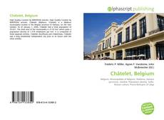 Bookcover of Châtelet, Belgium