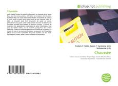 Bookcover of Chaussée